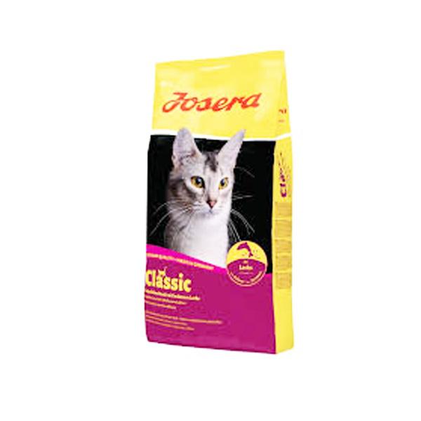 """JOSICAT ג'וסיקט מזון לחתולי חצר ורחוב 18 ק""""ג"""