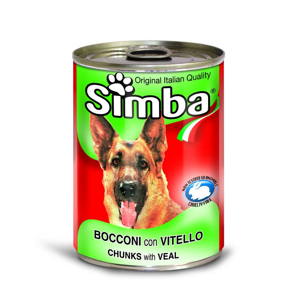 SIMBA שימורי סימבה 415 גרם