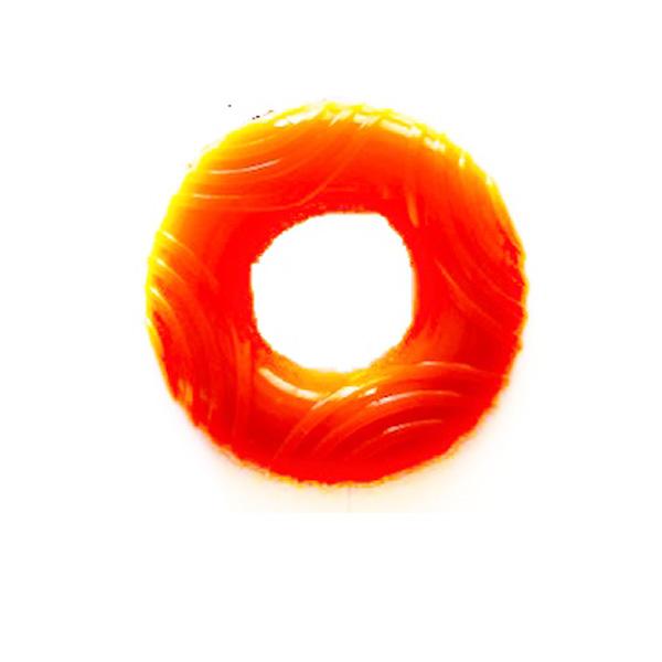 טבעת סיליקון מחוזקת מצפצפת