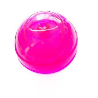כדור סיליקון מחוזק מצפצף