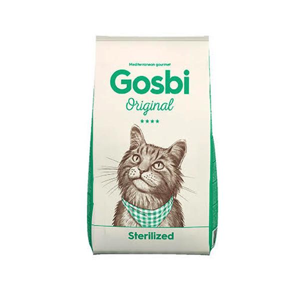 GOSBI – גוסבי לחתולים מסורסים ומעוקרים