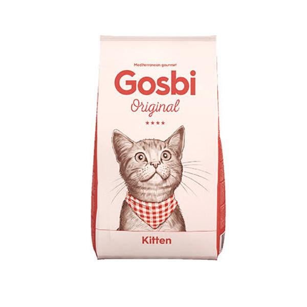 GOSBI – גוסבי לגורי חתולים בטעם עוף סלמון וטונה