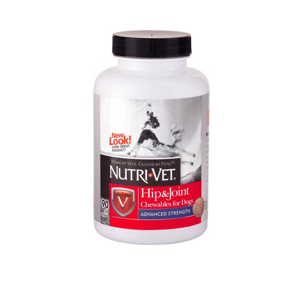 NUTRI VET תוסף נוטרי-וט לחיזוק המפרקים 100 יחידות