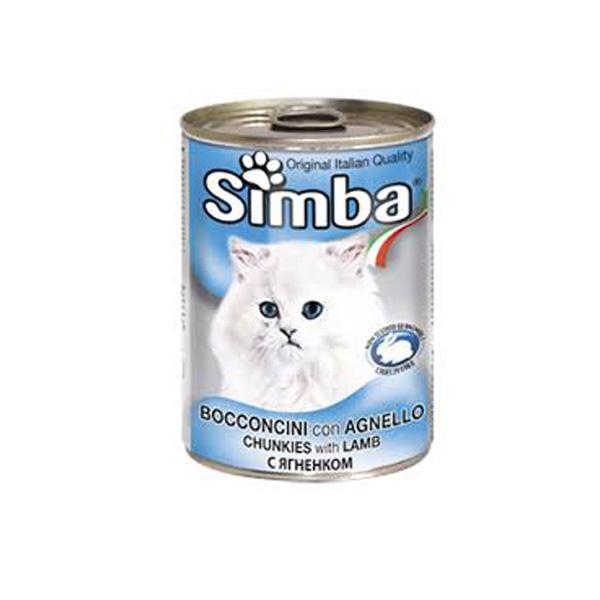 SIMBA שימורים לחתול סימבה 410 גרם מבצעי כמות