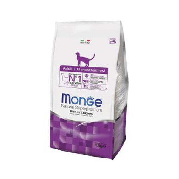 MONGE – מונג' בטעם עוף לחתול בוגר