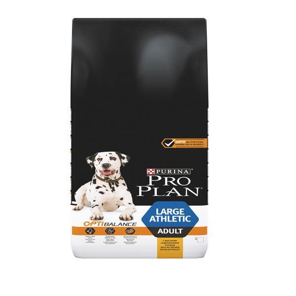 "PROPLAN – פרופלאן עוף לכלב בוגר ואתלטי 14 ק""ג"
